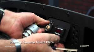 how to install an e z go ignition switch youtube
