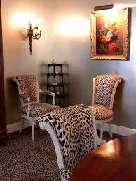 animal print dining room chairs impressive animal print dining room chairs photo photos of leopard