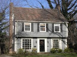 classic garrison colonial home house plans pinterest