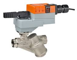 pressure independent valves for terminal unit applications