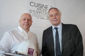 thierry marx cuisine mode d emploi education dijon cuisine mode d emploi s s installe à dijon