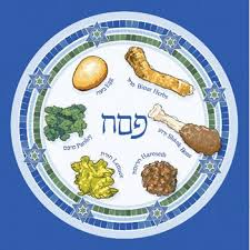 pesach plate passover serviettes pesach plate design hebrew text