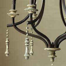 Iron And Wood Chandelier Iron And Wood Chandelier Eimat Co