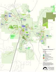 Littleton Colorado Map by Town Of Castle Rock Trail System Douglas County Government