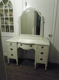 Antique Vanity Table Antique Vanity Dressing Table Antique Vanity Shabby Chic Ivory