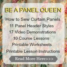 home decor sewing courses