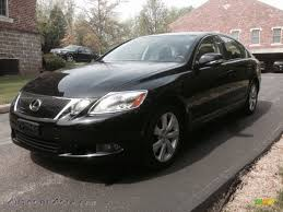lexus 2010 black 2010 lexus gs 350 awd in obsidian black for sale 028107 autos