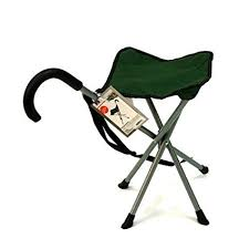 Walking Stick Chair Top 10 Best Folding Chairs For Camping In 2017