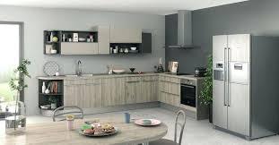 cuisine en bois gris cuisine couleur bois maison design cuisine couleur bois cuisine bois