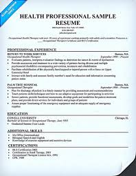 Professional Sample Resumes by Phlebotomy Resume Templates