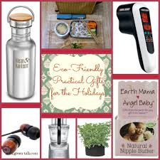 eco friendly gift ideas for the holidays sump thing for everyone