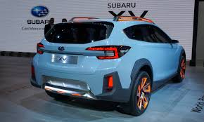 subaru concept cars 2016 geneva motor show subaru xv concept autonxt