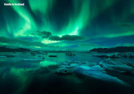 why northern lights happen what are the northern lights guide to iceland