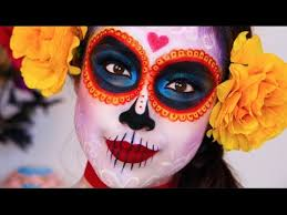 La Muerte Costume The Book Of Life La Muerte Makeup Tutorial Dia De Los