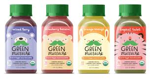 Organic Garage Locations - green mustache a new line of organic veggie juice smoothies for