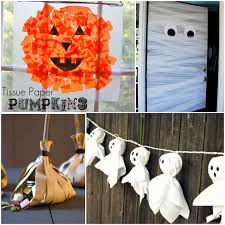 kid friendly diy halloween decorations