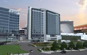 Atlanta Braves Parking Map by Renderings Omni Hotel At The Battery Atlanta What Now Atlanta