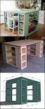 craft room ideas craft table for pinterest pictures to pin on