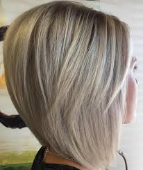 diy cutting a stacked haircut the full stack 30 hottest stacked haircuts blonde lob lob and