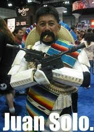 Mexican Meme - han solo mexican star wars know your meme
