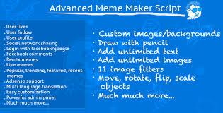 Meme Maker Generator - advanced meme maker so you have been searching for a meme