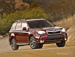 subaru forester red 2016 2015 subaru forester information and photos zombiedrive
