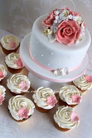 mini wedding cake and cupcakes cake by zoe u0027s fancy cakes