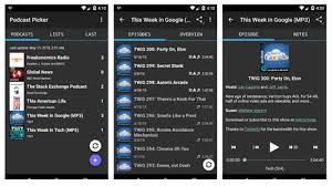 podcast android 50 best podcast apps and podcatchers for ios android tcc