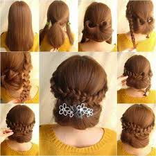 hairstyles for girl video hairstyle for womens step by step girls latest chic hair styles with