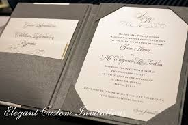 Wedding Programs With Ribbon Ceremony Programs Isabella Invitations