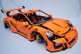 technic porsche 911 gt3 rs 42056 technic porsche 911 gt3 rs box 4 finished flickr