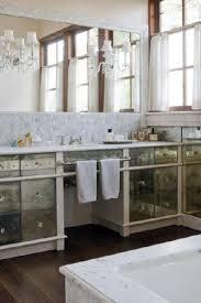 Bathroom Mirror Vanity Mirrored Bathroom Vanity Bathroom Traditional Home