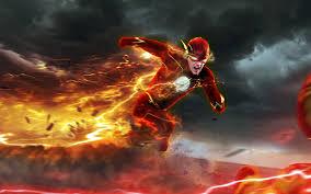 the flash fan art photo fantasy the flash 2014 tv series the flash hero barry allen
