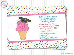 preschool graduation invitations kindergarten and preschool graduation invitations miller designs