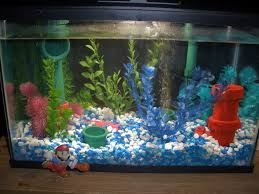 mario fish tank by shaunanakin on deviantart