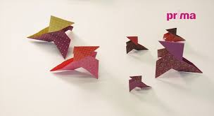 Pliage Lapin En Papier by Origami Facile La Cocotte En Papier Prima