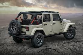 jeep wrangler beach edition jeep adds wrangler rubicon recon edition to lineup autoguide com
