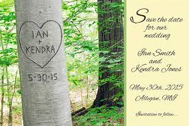 save the date ideas 25 creative save the date ideas bridalguide