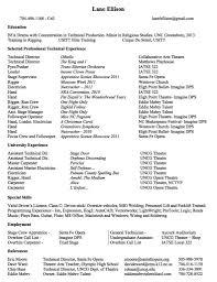 theatre resume template magnificent sle musical theatre resume template college