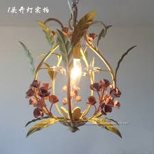Vintage Flower Chandelier Flower Chandelier Picture More Detailed Picture About Nordic