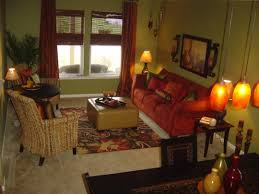 red and white living room decorating ideas green brown accessories