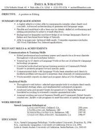 Example Resume For Teachers by Teacher Assistant Resume Objective Http Www Resumecareer Info