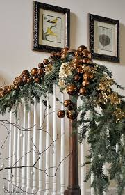 Stairs Decorations by 95 Best Christmas Staircases Images On Pinterest Christmas Ideas
