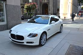 maserati bentley 2013 maserati quattroporte s stock b572aa for sale near chicago