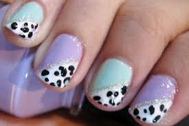 girly nail design how you can do it at home pictures designs