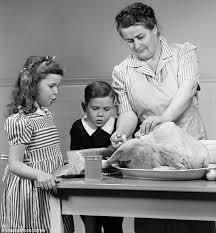 207 best thanksgiving images on vintage thanksgiving