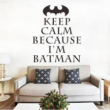 calm because i m batman keep calm because i m batman