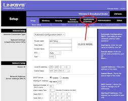 auto port forwarder port forwarding to a security or recorder from linksys router