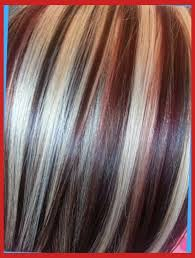 hairstyles blonde brown top 15 colored hairstyles and haircuts red blonde brown inside