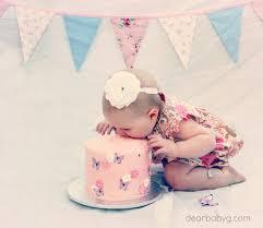 maggie u0027s first birthday smash cake move fuel love
